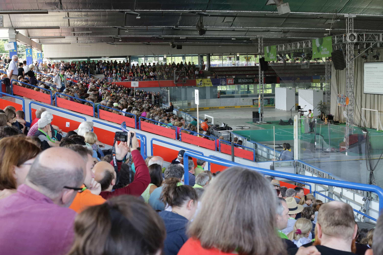 Kirchentag Dortmund Abschlussgottesdienst