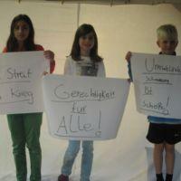 Schattenspiel Kinder fordern